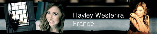 Hayley Westenra France (fan site)